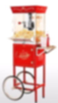 Hott Shotz Popcorn Machine