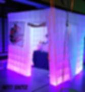 Hott Shotz LED Photo Booth