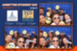 Hott Shotz Photo Booth College Photo Strips