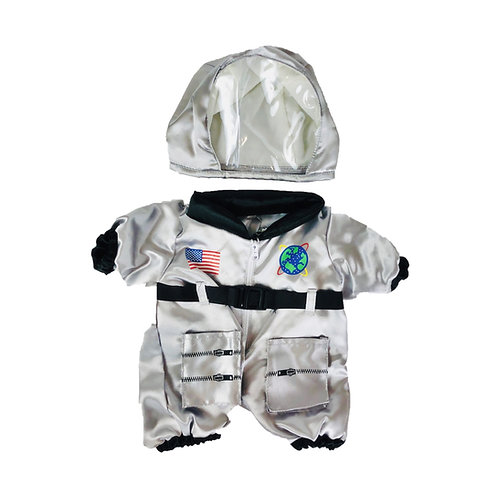 Combinaison d'astronaute - vêtement pour peluche de 40 cm