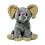 Thumbnail: Peluche avec son - Eléphant - 40 cm