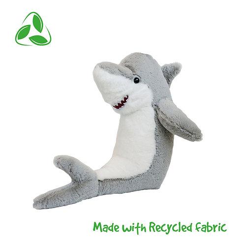 Peluche écologique - Requin en peluche de 40 cm