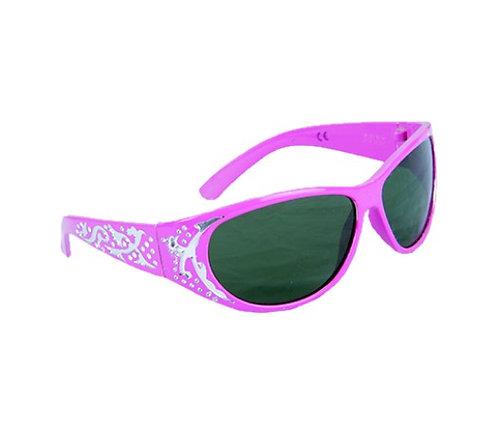 Lunettes de soleil roses - accessoire pour peluches de 40 cm