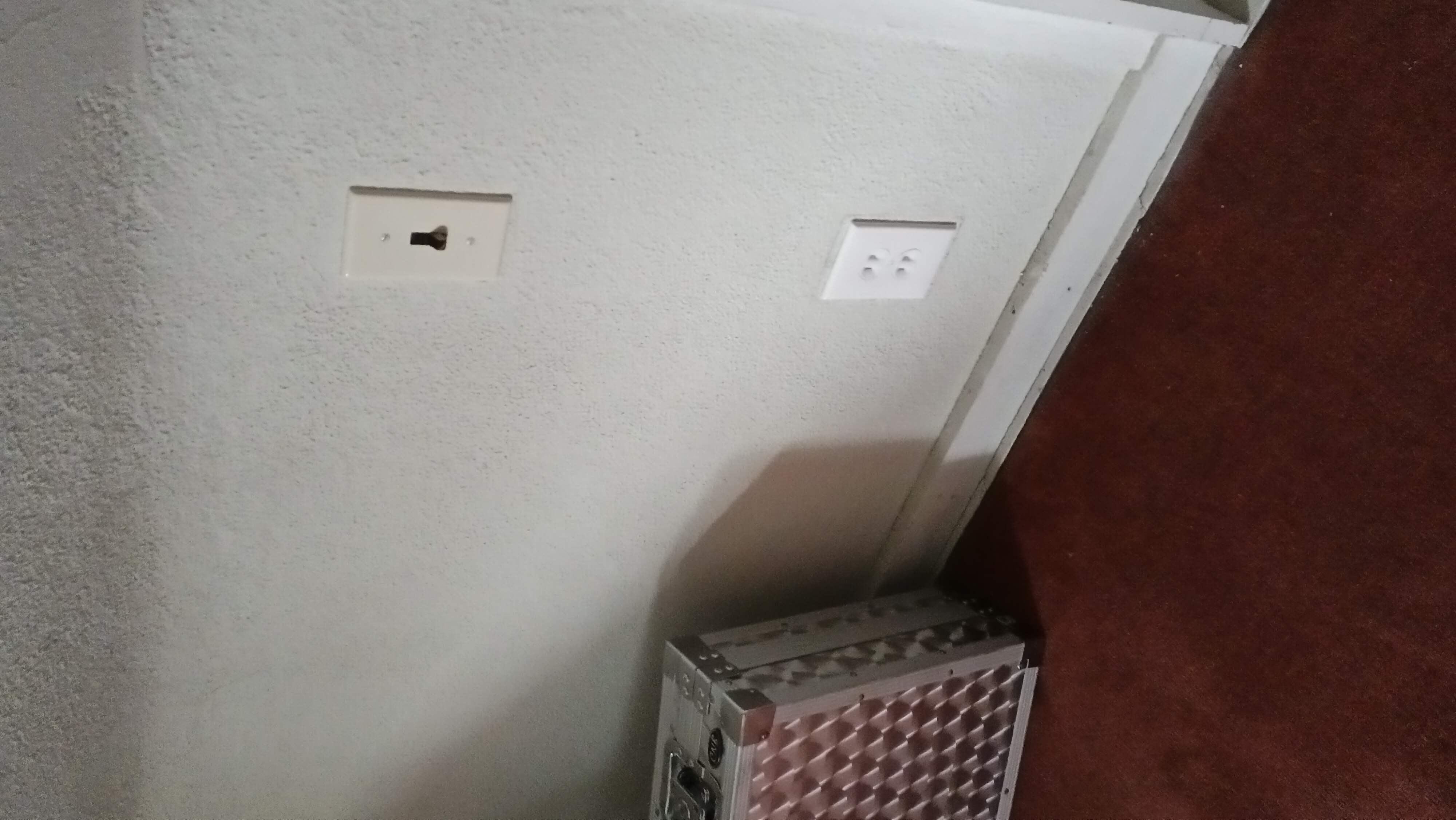Replaced 3rd Floor Bedroom Outlet (from