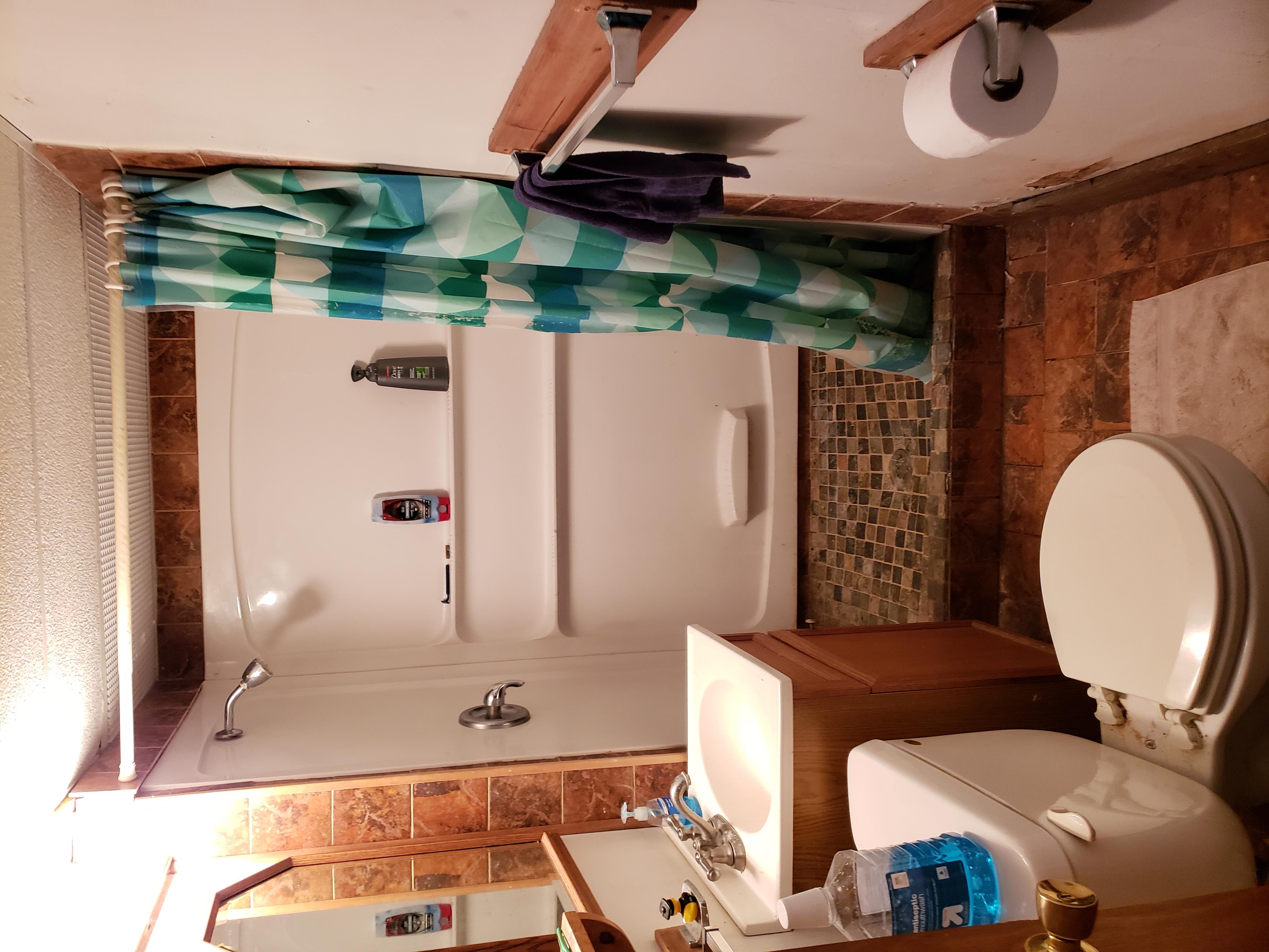 110 - 1649 Lower Level Bath