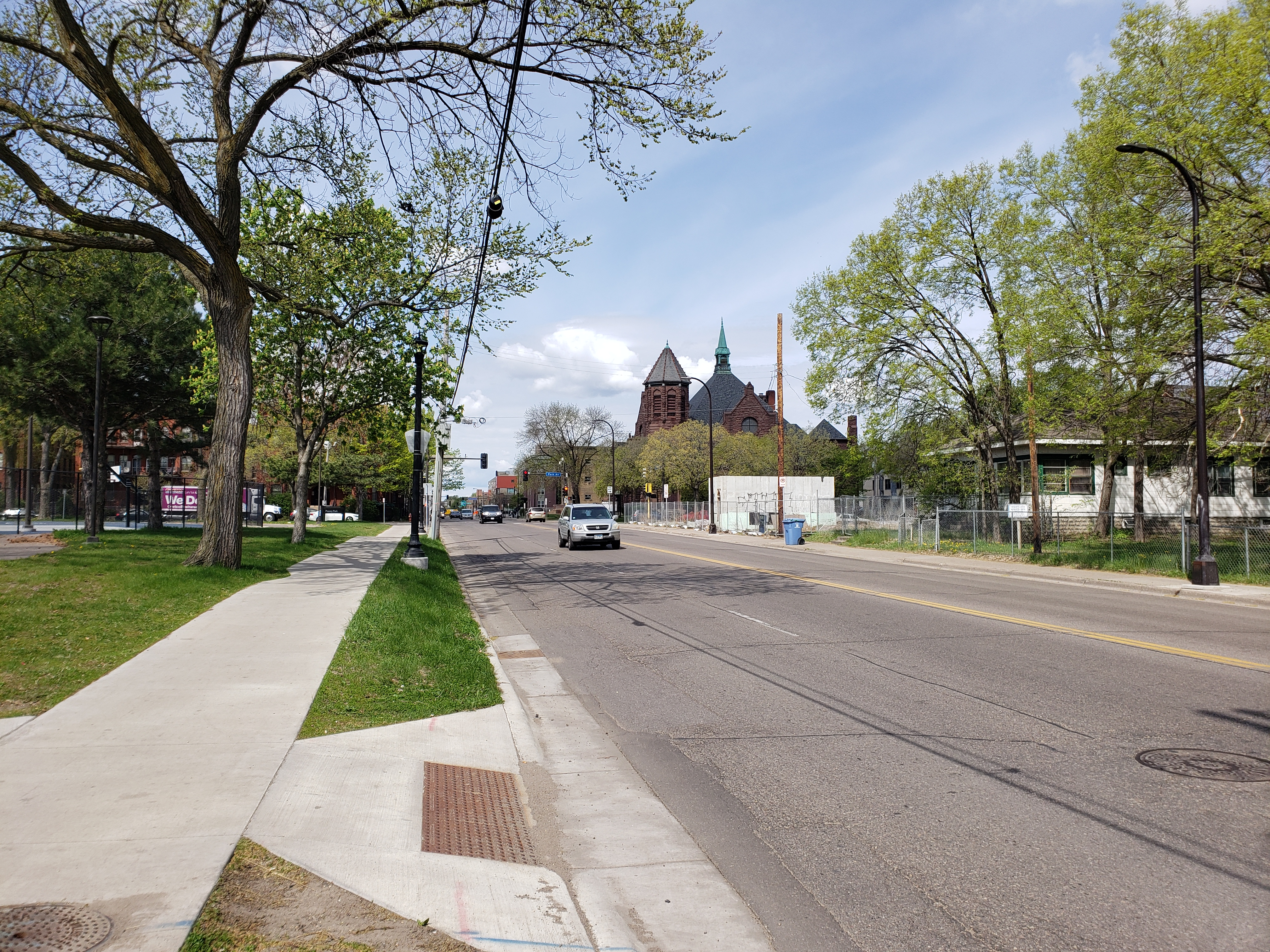 10-Franklin Looking West