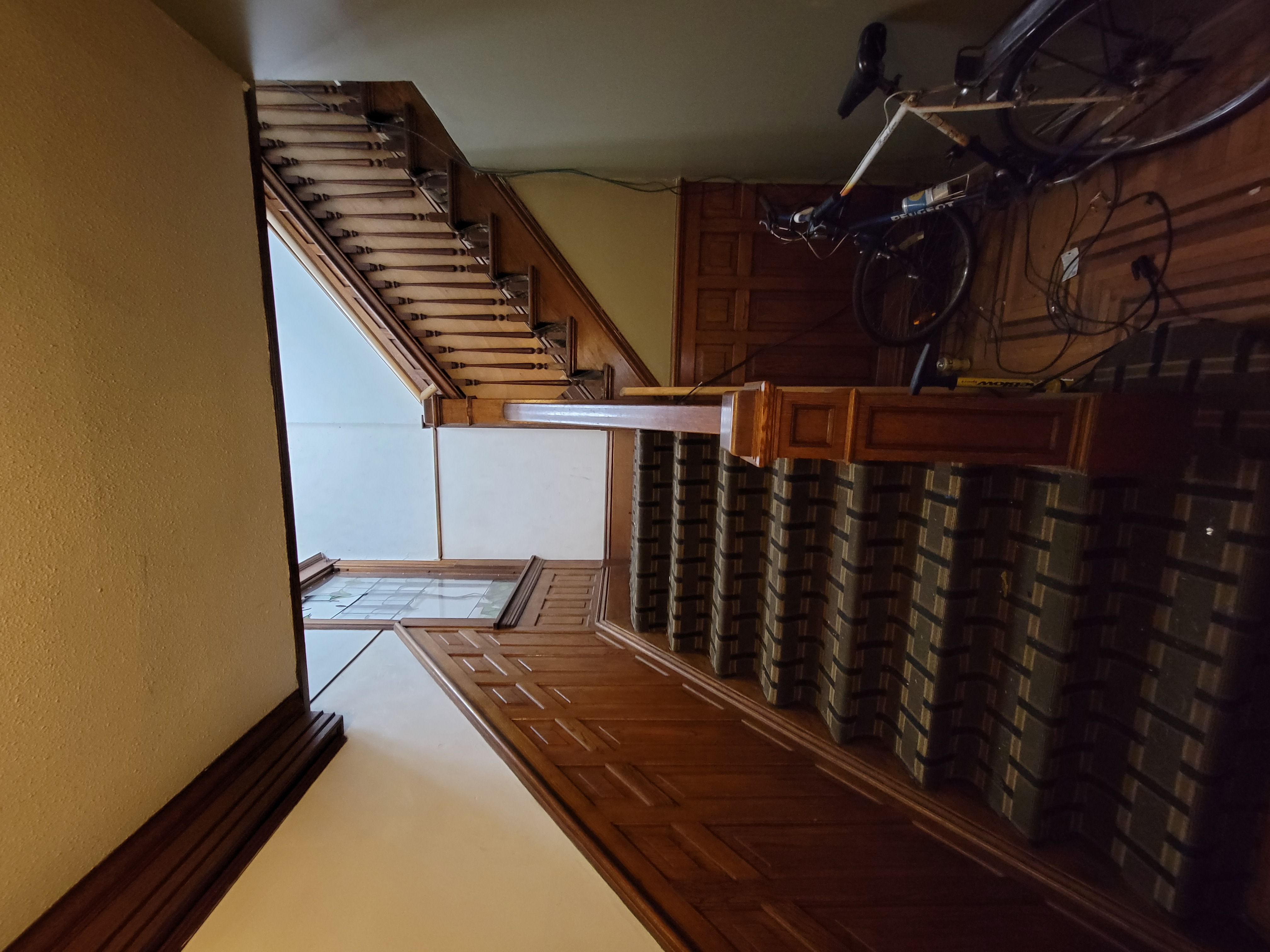 42 - Stairwell to Upper Unit