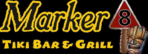 Marker 8 Tike Bar