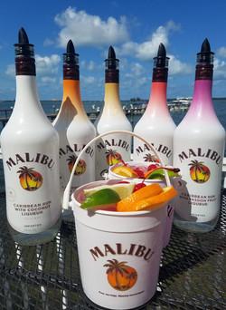 Malibu Buckets