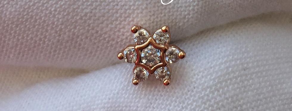 Crystal Rose Star