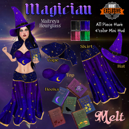 Melt Magician Hunt Gift Poster.png