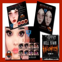 .lovelysweet. Hell Town Halloween Hunt Key.png
