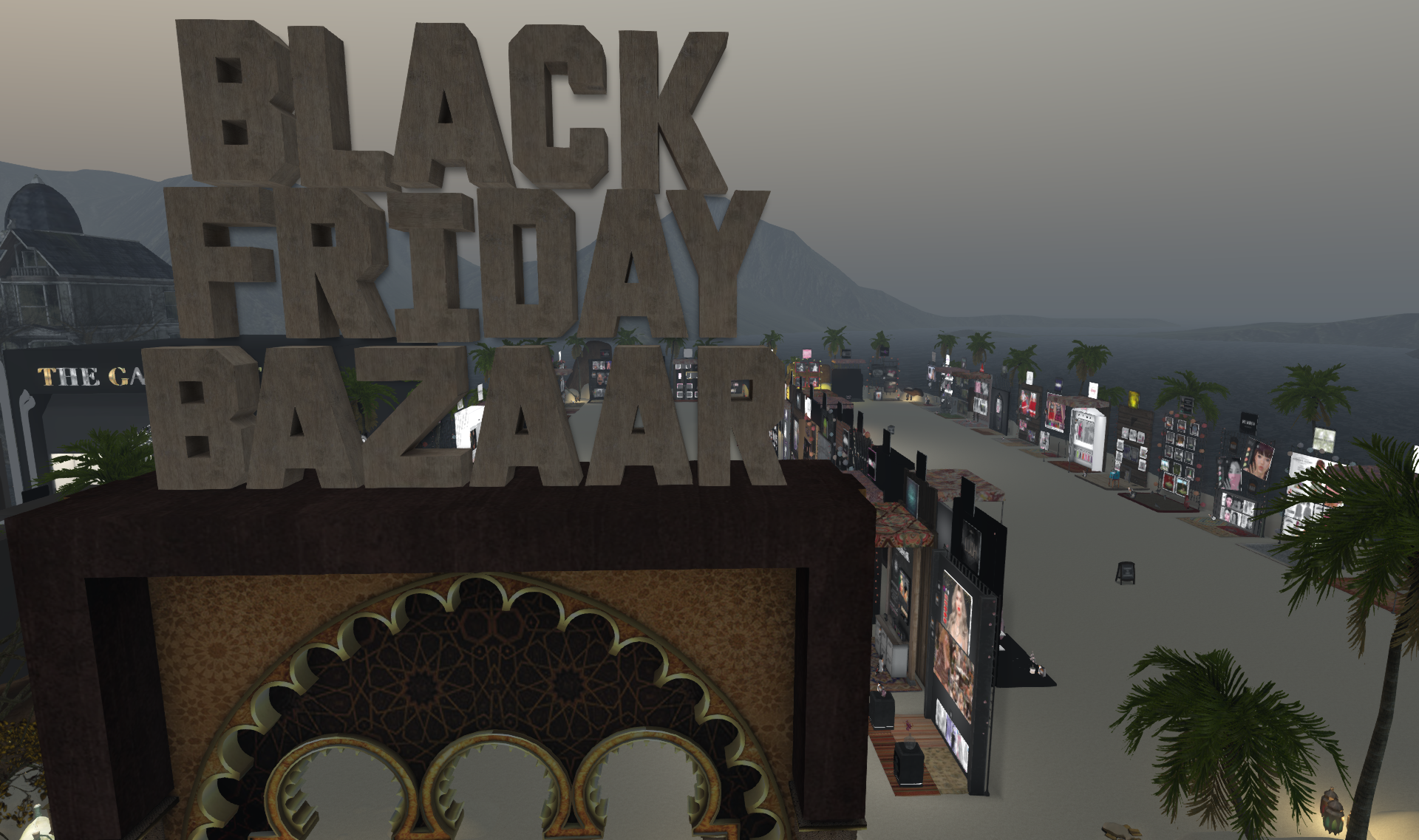 Black Friday Bazaar