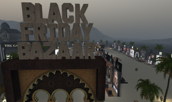 Black Friday Bazaar