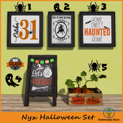 Hell Town _Nyx_ Halloween Set - Dreamscapes Decor.png