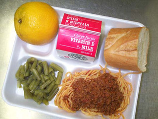 Changing Lives with School Lunches