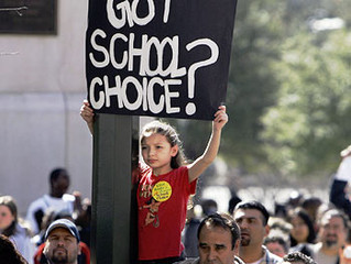 School Choice: Vouchers and Tax-Credit Scholarships Don't Pay
