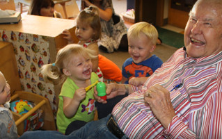 The Benefits of Intergenerational Programs