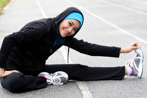 Shutterstock - girl in hijab