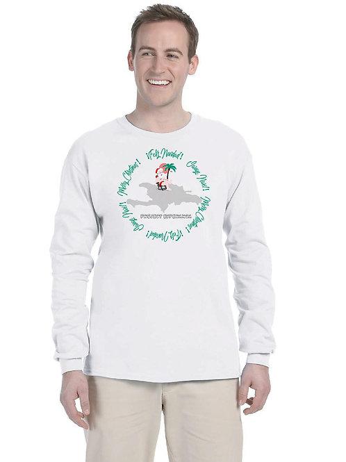Project Esperanza Christmas Long sleeve shirt