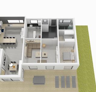 Architecte dintrieur lille loft londres dans un ancien - Formation decorateur interieur lille ...