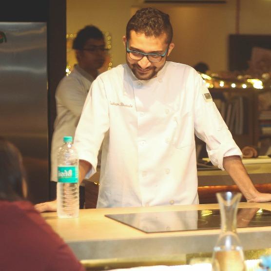 Chef Lakham