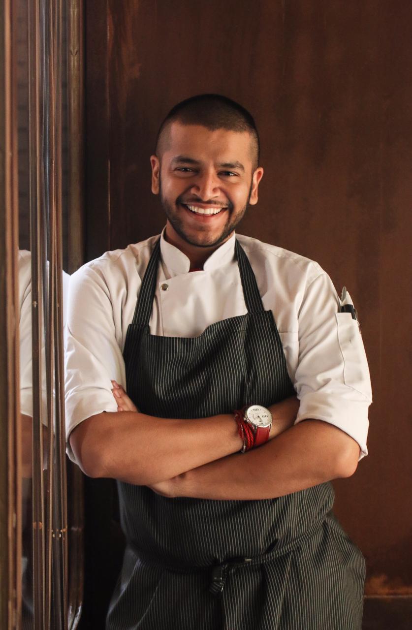 Chef Chirag Makhwana