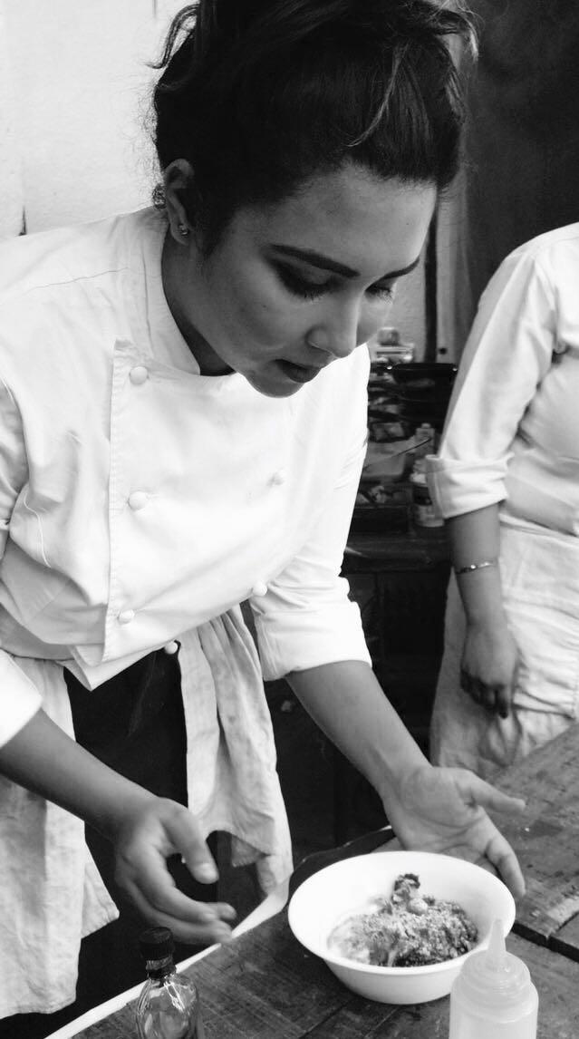 Chef Devika Manjrekar