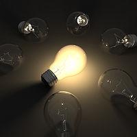 Ring of Light Bulbs