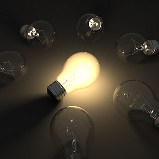 Pierścień Lightbulbs