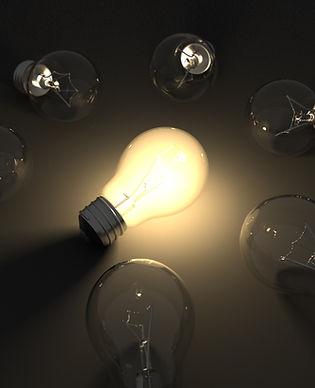 Ring of Lightbulbs