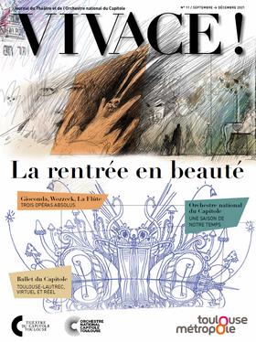 Journal du Théâtre et de l'Orchestre national du Capitole