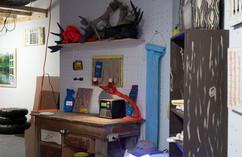 Detail of Installation