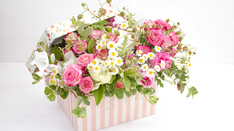 Цветы для партнеров