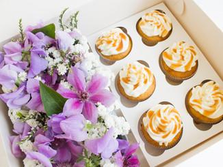 Цветочно-сладкие коробочки