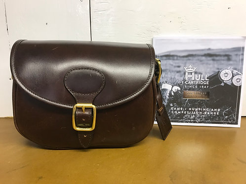 Ashwood leather cartridge bag