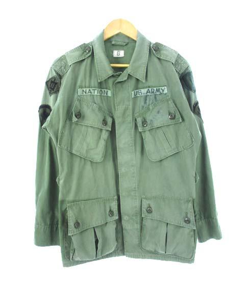 60's ジャングルファティーグジャケット