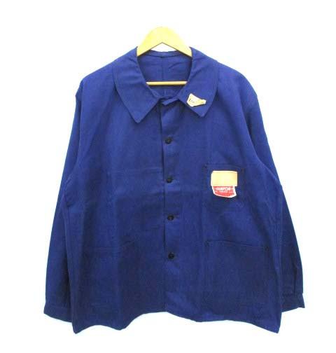デッドストック品 フレンチワークジャケット