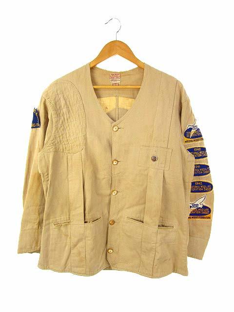 40's シューティングジャケット