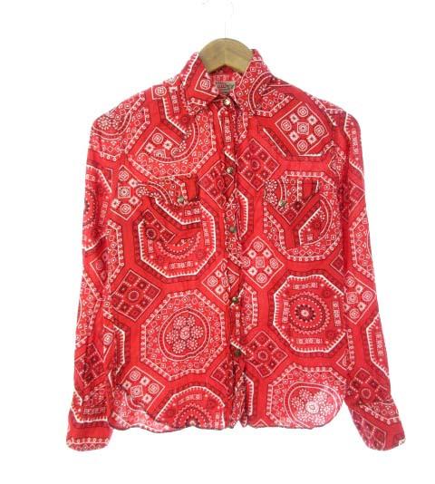 リーバイス 50's ウエスタンシャツ