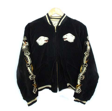 50's 別珍 スーベニアジャケット
