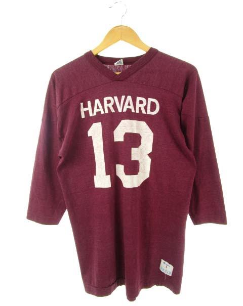 CHAMPION 80's フットボールTシャツ