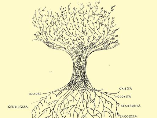 L' Albero Eterno del Dharma ha Radici Profonde
