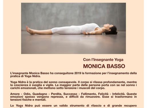 Yoga Nidra presso Prema Dharma Yoga APS
