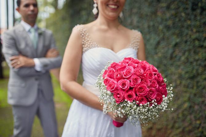 Sobre um casamento em Limeira e Dicas para decoração rústica