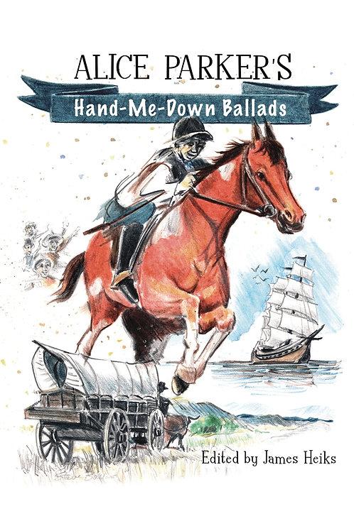 Alice Parker's Hand-Me-Down-Ballads (book)
