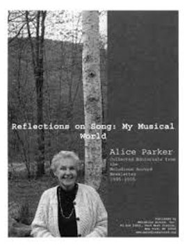 Reflections On Song: My Musical World