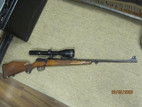 6,5 x 68 Mauser M-66,SCHmidtbender 2,5 x