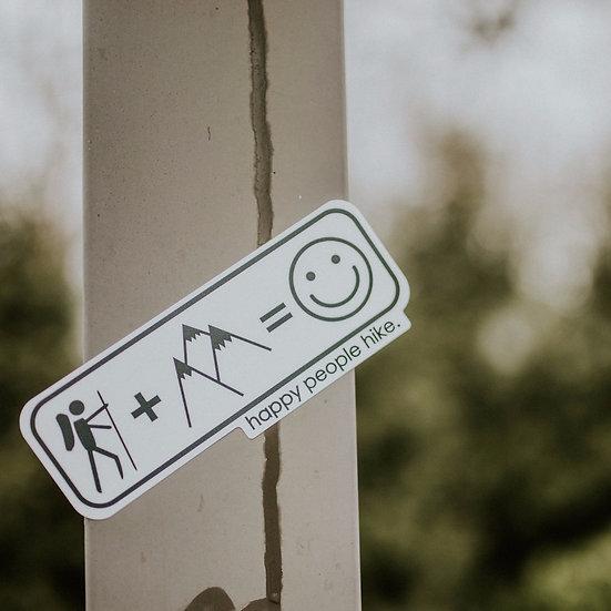 Mathematical Genius Sticker