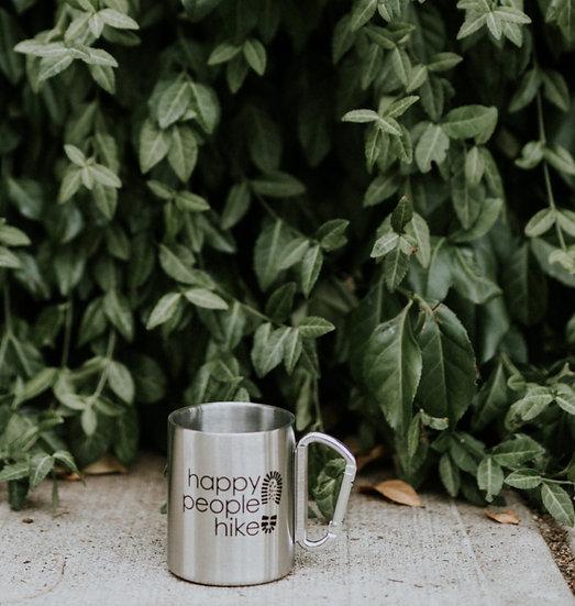 Clip It Carabiner Camp Mug